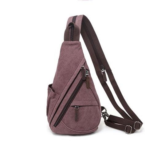 DaVan Multifunctional Canvas Sling Bag