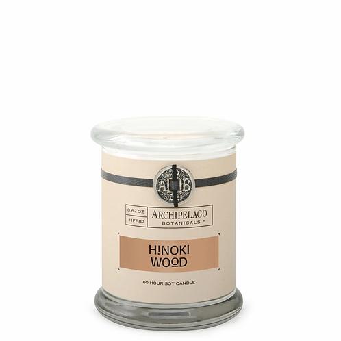 Archipelago Hinoki Wood Jar Candle