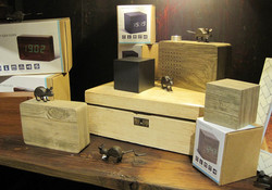 Click Clocks & Iron Mice