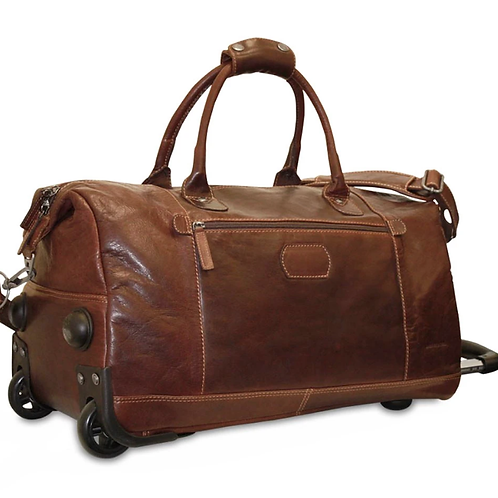 Jack Georges VOYAGER WHEELED DUFFLE BAG #7520