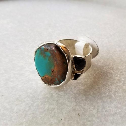 C&R Designs Turquoise Ring