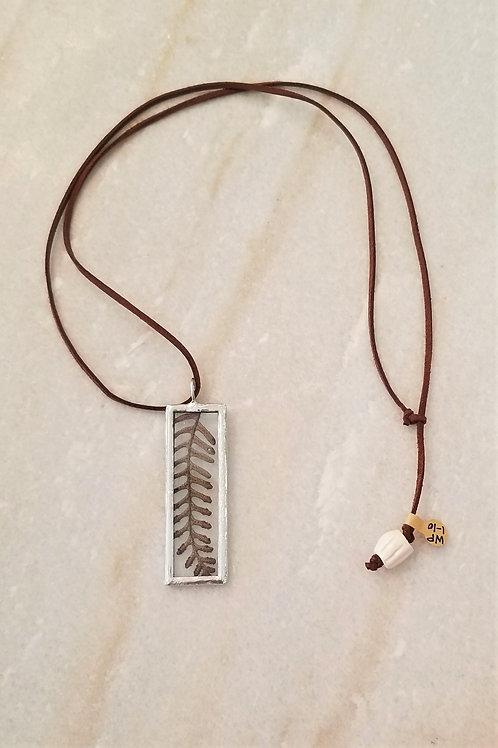 Wendy Padgett Designs Resurrection Fern Necklace