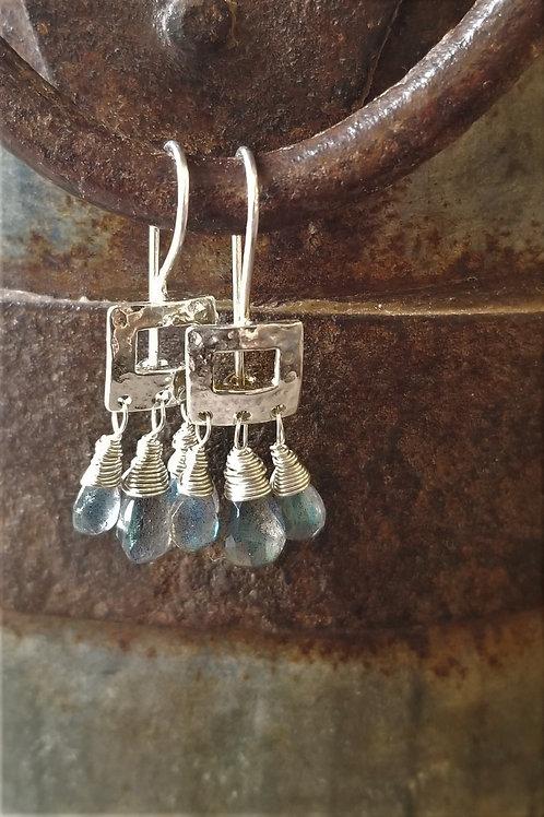 ObscurO Jewelry Labradorite Earrings