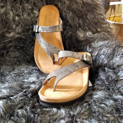 30% off Andros in Lizard Pewter by Salvia- Bussola Style $90