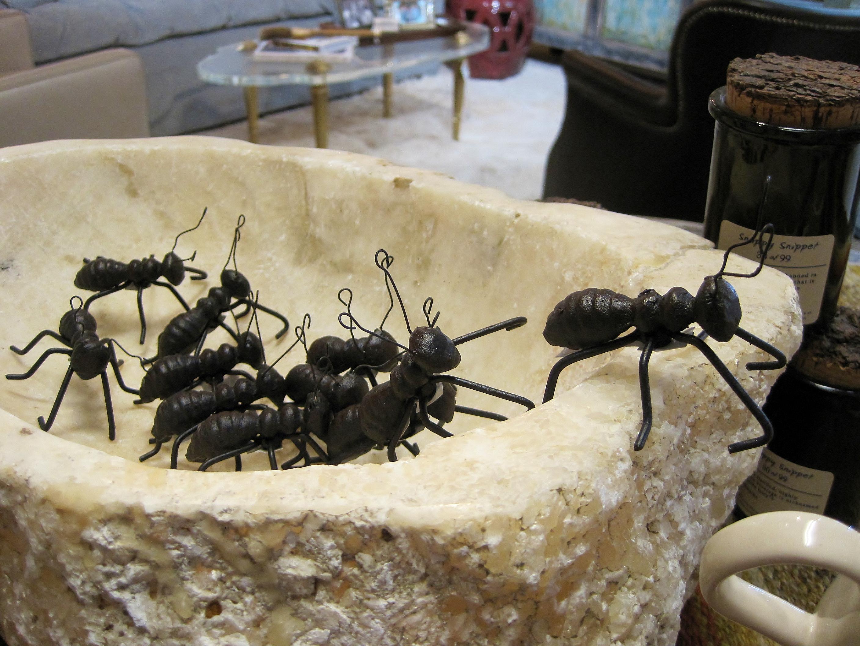 Iron Ants