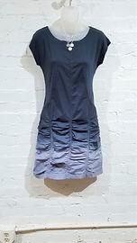 XCVI Ruched Dress