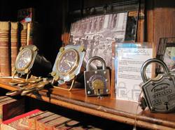 Trick Locks, Hand-forged Scissors