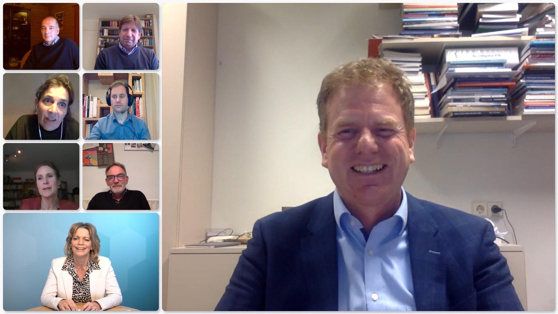 Dr. Arjen Witkamp, oncologisch chirurg, UMC Utrecht en voorzitter NVCO