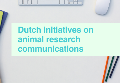 Animal research comms in Belgium & Netherlands