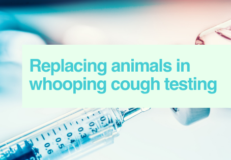 Non-animal vaccine testing