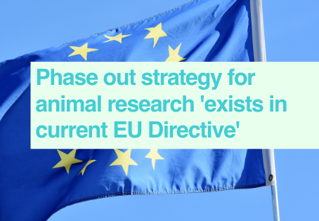 EU and animal research