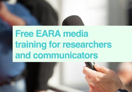 EARA media training