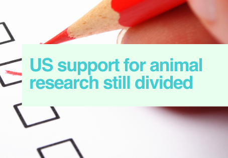 US poll on animal research