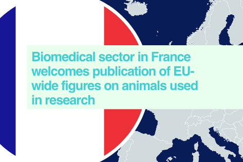 France - 2018 EU animal use in research statistics