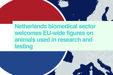Netherlands - 2018 EU animal use in research statistics