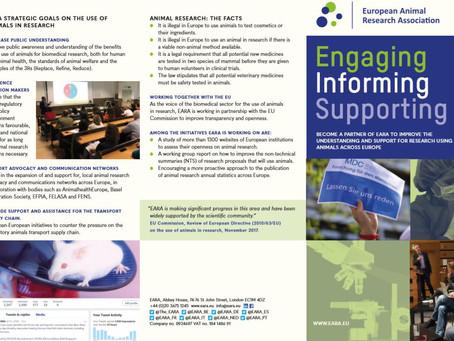 New EARA brochure published