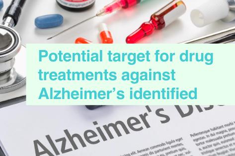New target in Alzheimer's