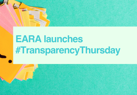 #TransparencyThursday on Instagram