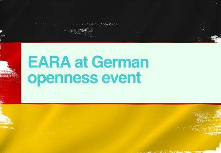 EARA at German event