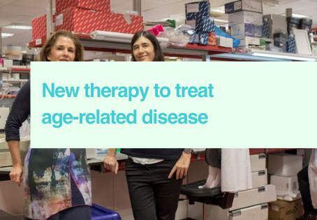 Age-related disease therapy
