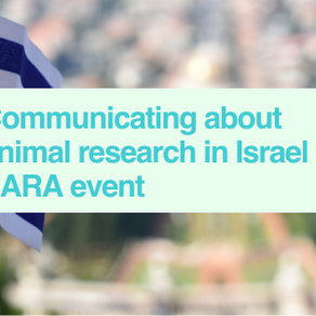 EARA joins debate at Israel event