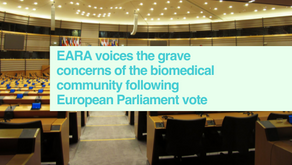Press release: EARA concerns over EU vote