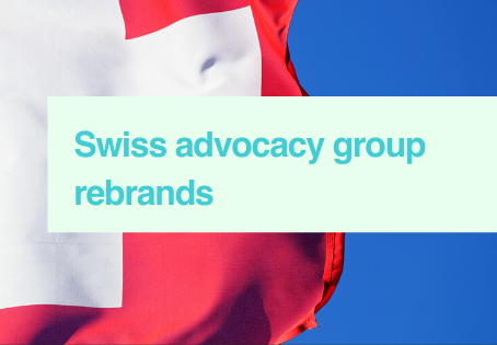 Swiss advocacy group rebrands