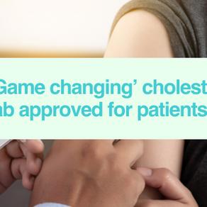 Animal studies and new cholesterol jab