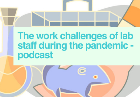 New podcast - lab staff