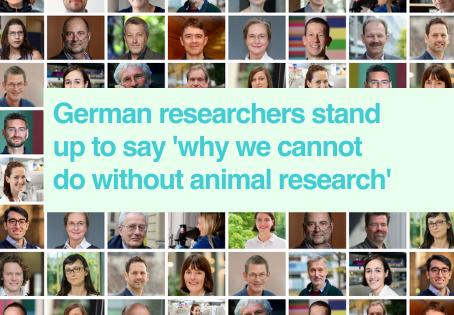 Berlin researchers speak out