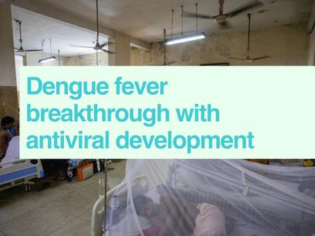 Dengue fever breakthrough