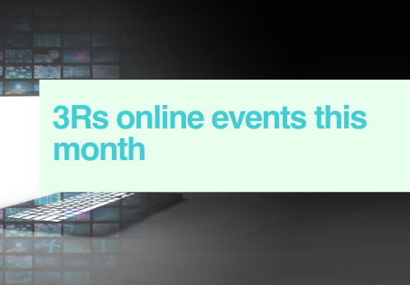 3Rs online events