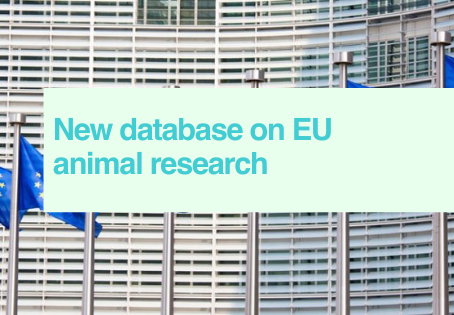 New EU database on animal research