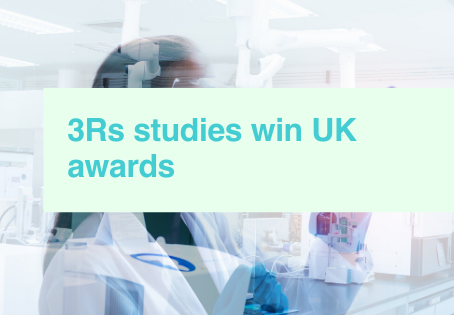 3Rs award UK