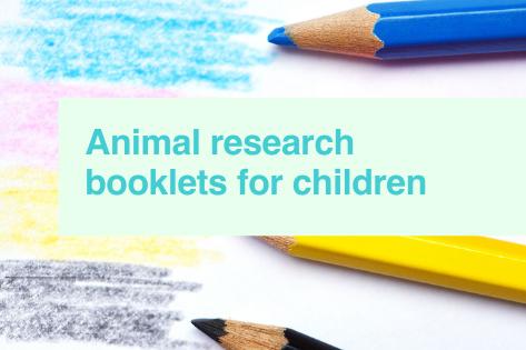Booklets for children