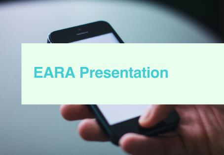 EARA video
