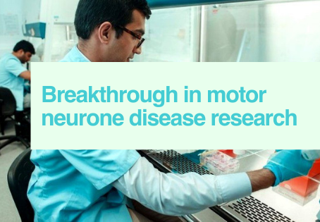 MND breakthrough