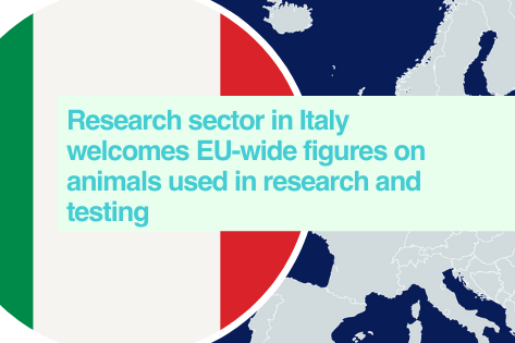 Italy - 2018 EU animal use in research statistics