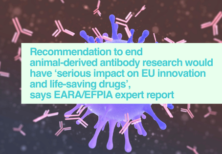 EARA/EFPIA response to antibody recommendation
