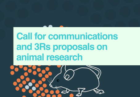 Open call – 3Rs & Communications