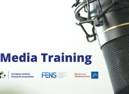 EARA media training workshops