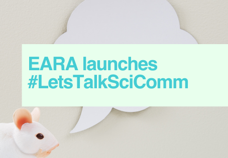 EARA YouTube sci comm series launched