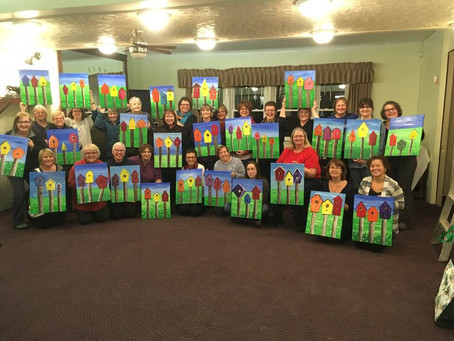 Paint Night with Jill Moores
