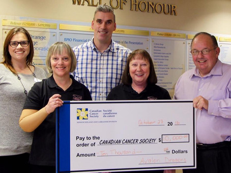 $10,000 to Daffodil Place
