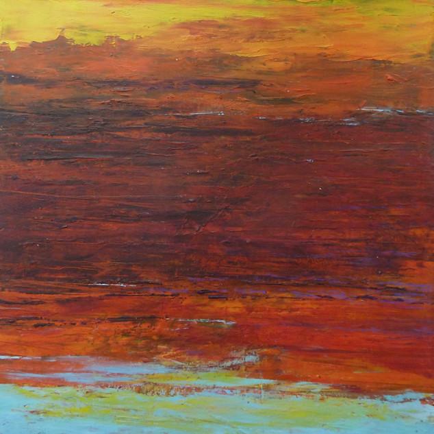 Mt. Desert Sunset