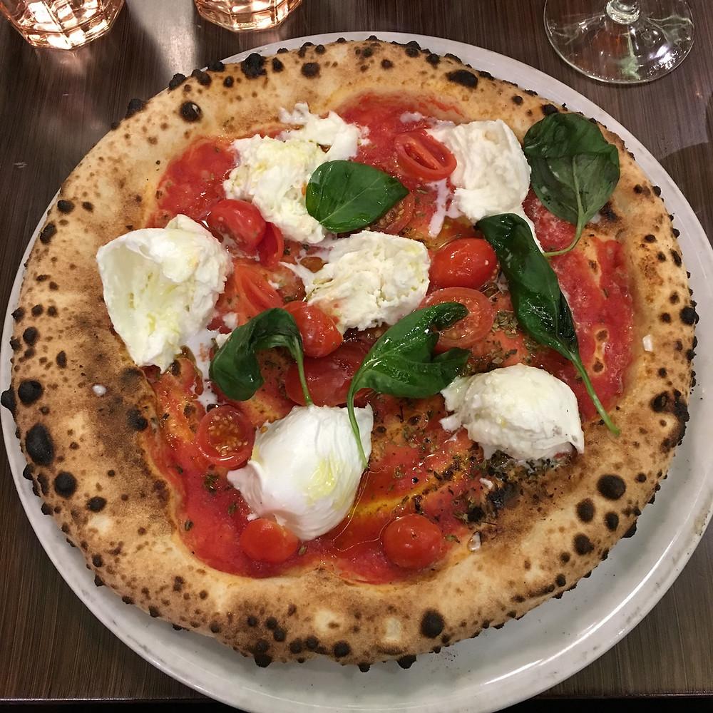 Pizza Italica Luigia Lausanne