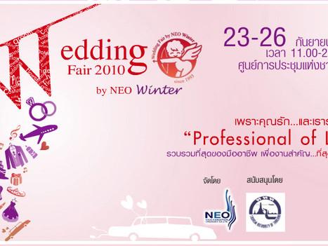 Wedding Fair 2010 by NEO - Winter