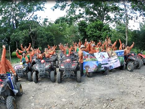 ภาพกิจกรรมท่องเที่ยวประจำปี โรงงานระยอง และบางปู ระหว่างวันที่ 8-9 มิถุนายน 2562