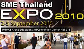 SME Thailand Expo 2010