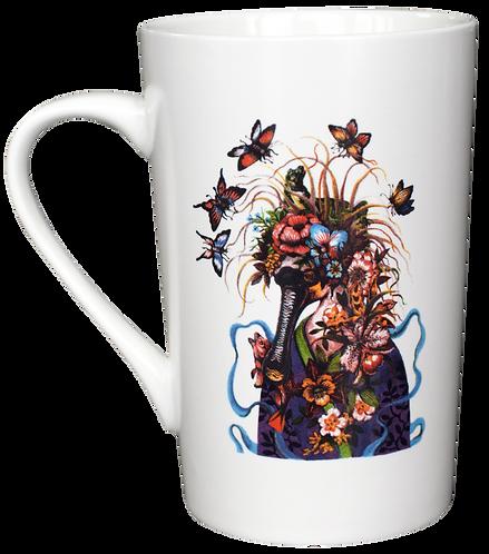 นกปากช้อน (SPOONBILL) Mug